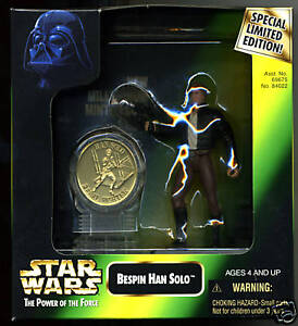 Hasbro-1997-Star-Wars-Bespin-Han-Solo-039-Power-of-the-Force-039-Ltd-Ed-UNOPENED