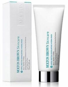 Molton-Brown-Skincare-Apple-Pectin-Exfoliating-Hydra-Mask-2-x-75ml-RRP-100-NEW