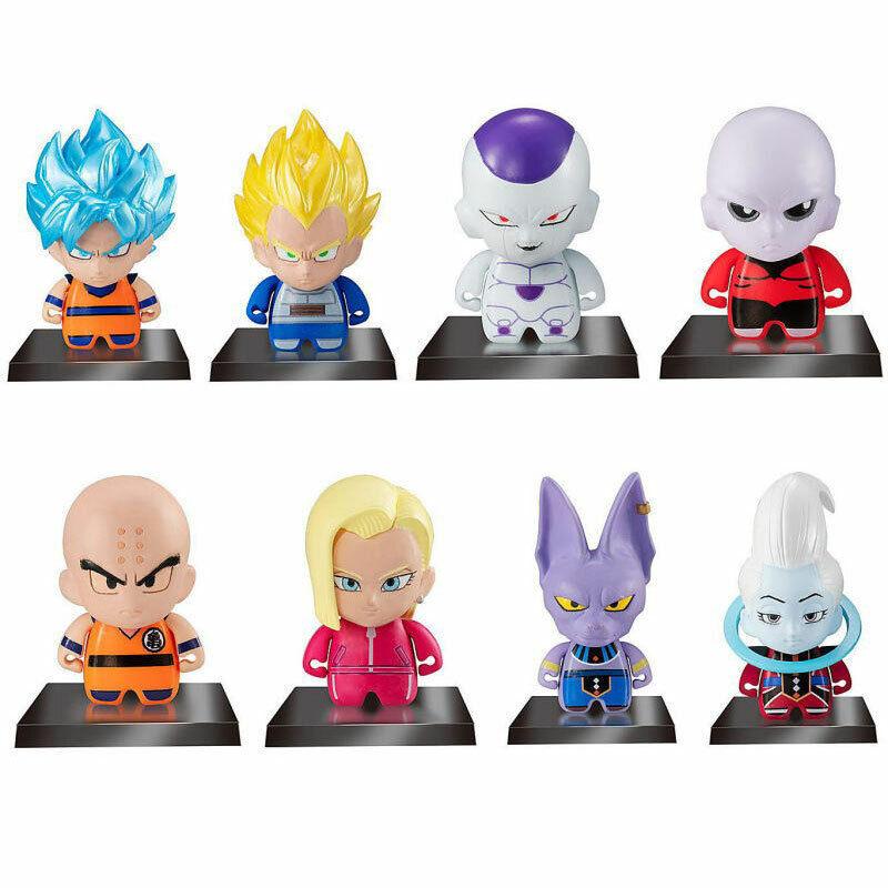 Dragon Ball Super ColleChara Mini Figure Collection 01