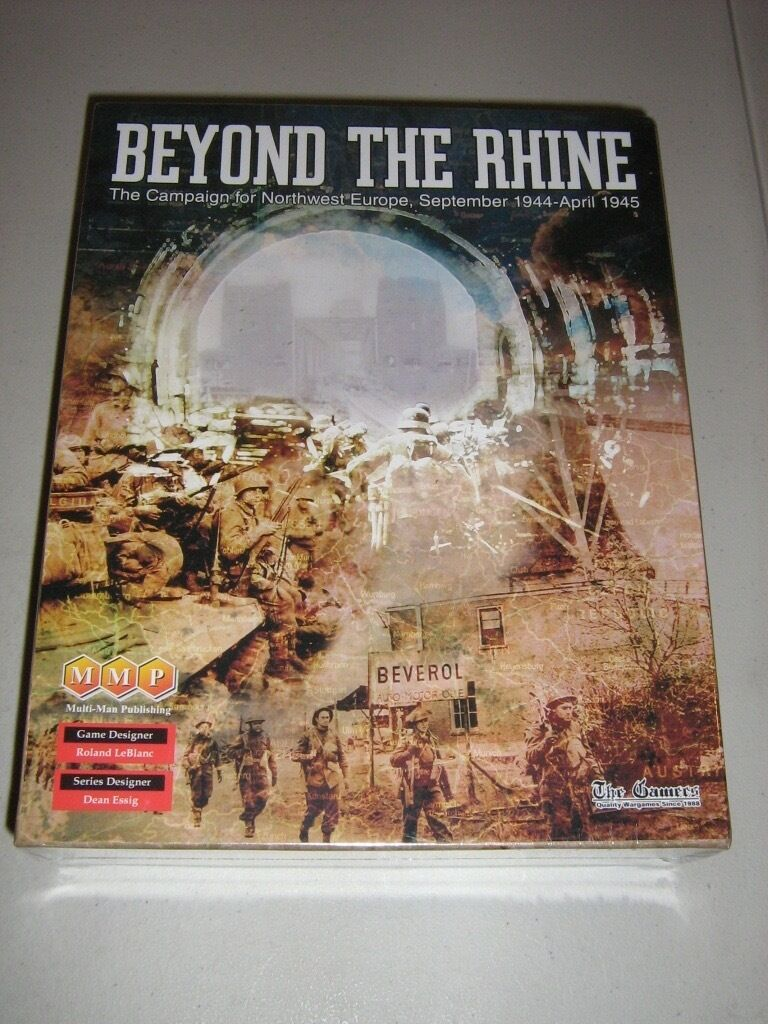Beyond the Rhine  The Campaign for Northwest Europe, Sept 1944-April 1945 (New)