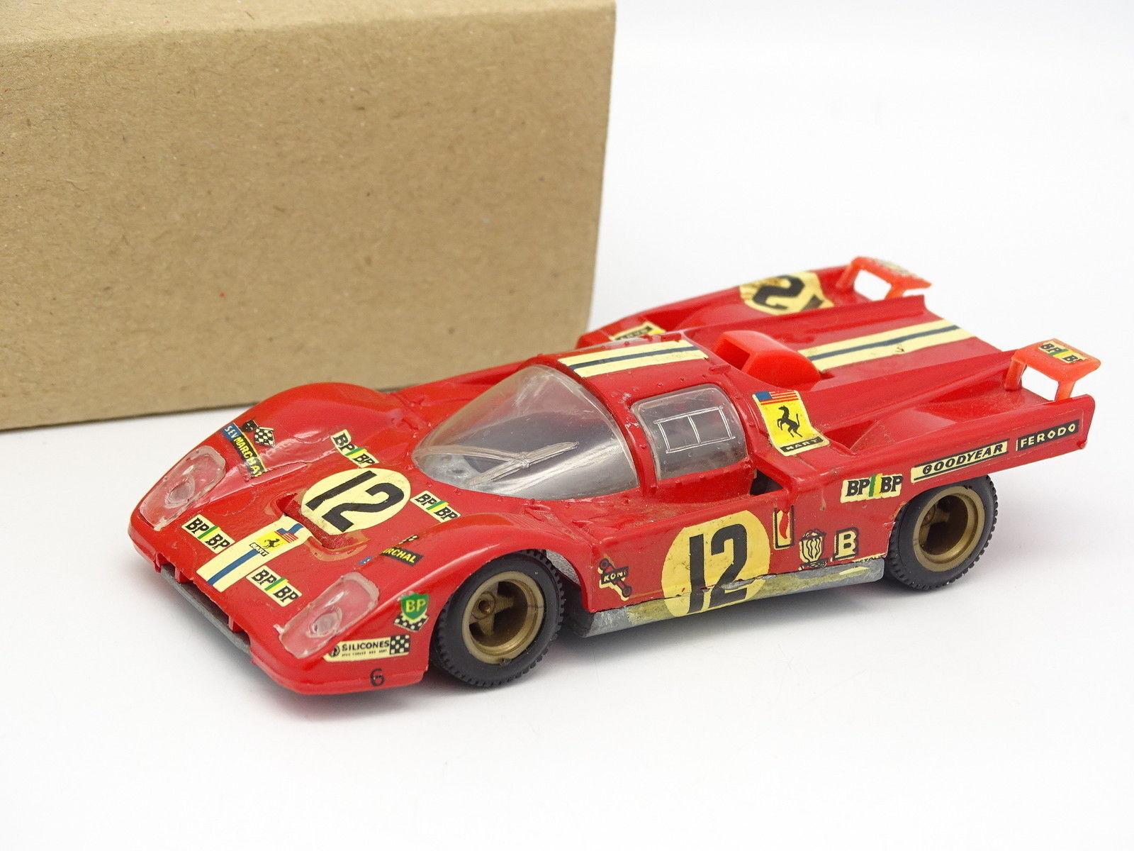ordene ahora los precios más bajos Champion 1 43 - Ferrari 512M N° 12 12 12  deportes calientes