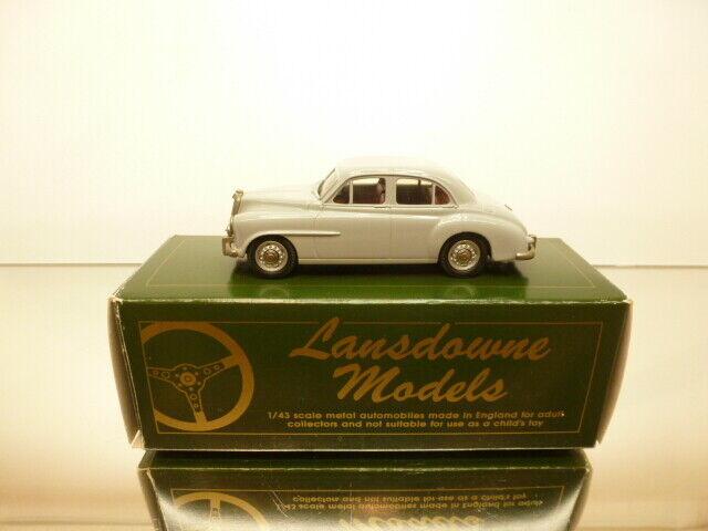 LANDSDOWNE modeLLER LDM3 MG MAGNETIE Z SERIES 1956 GREE 1 43 Mycket bra i låda
