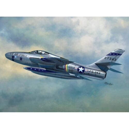 SWORD 1//72 RF-84F Thunderflash plastic kit