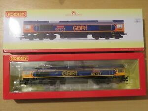 NEW* DCC SOUND Hornby R3573TTS Class 66 66751 Inspiration Delivered Hitachi Rail