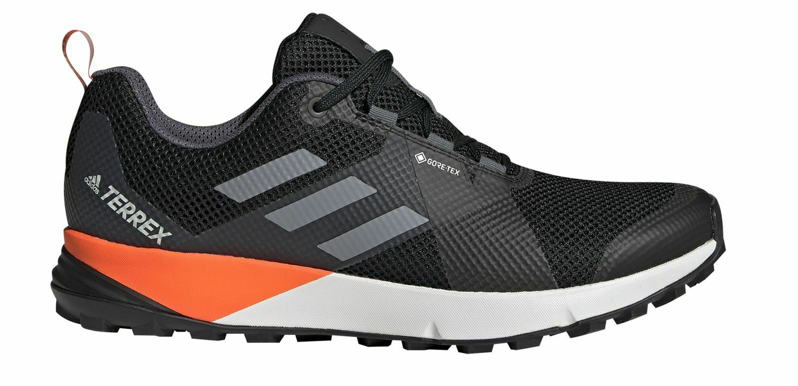 Adidas Performance Herren Trekking Schuh TERREX Two GTX schwarz Orange