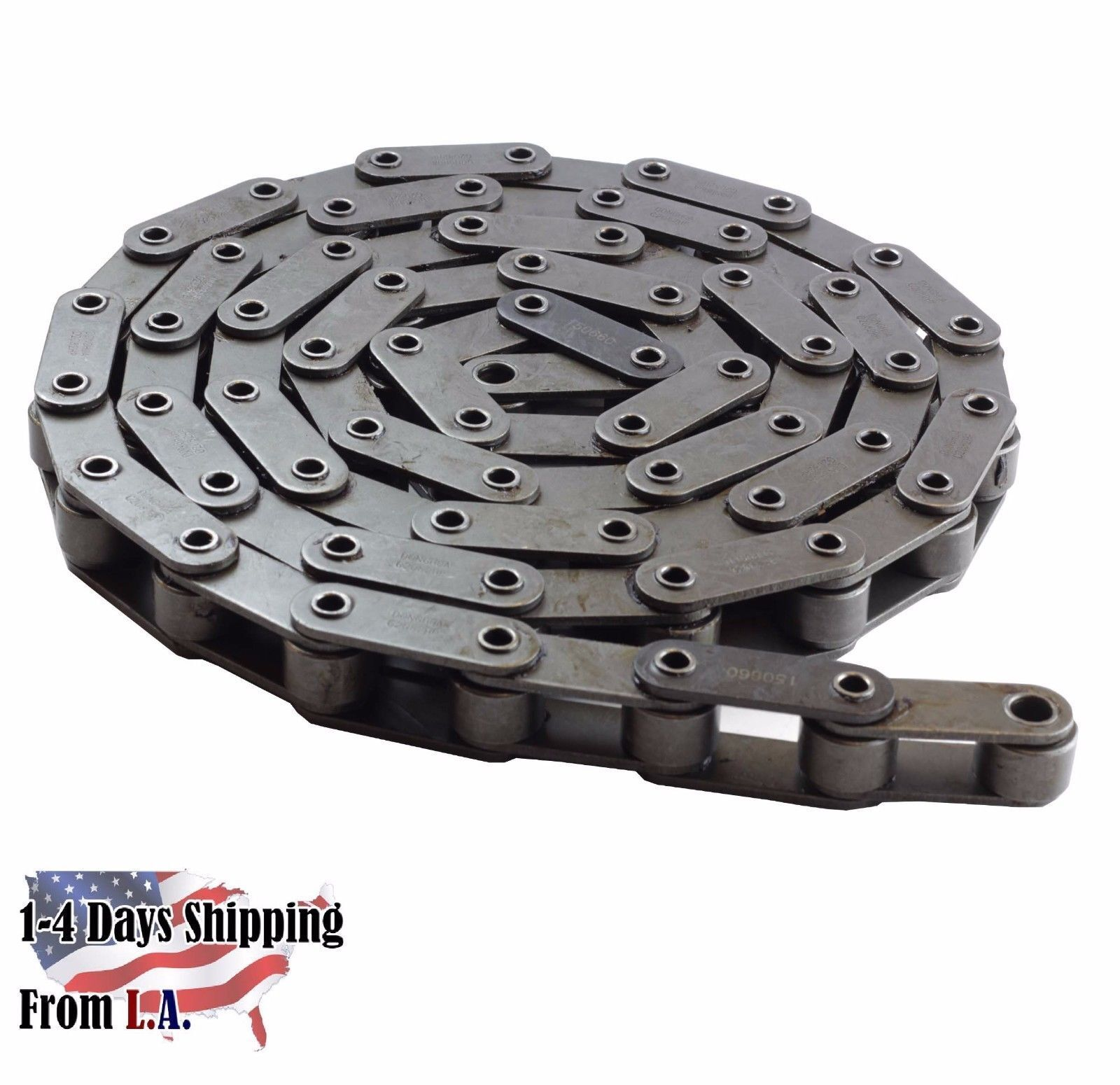 C2082hp Hollow Pin Conveyor Roller Chain 10 Feet With 1 Connecting 52cc Scooterx Power Kart Go Norton Secured Powered By Verisign