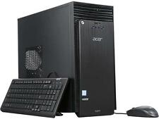 Acer Desktop Computer Aspire ATC-780A-UR12 Intel Core i5 7th Gen 7400 (3.0 GHz)