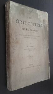 LES-ORTHOPTERES-DE-LA-FRANCE-A-FINOT-PARIS-E-DEYROLLE-1883-BROCHE-ABE
