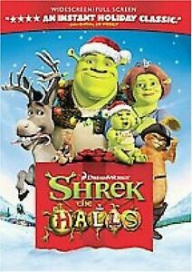 Christmas Festival Cartoon Images.Details About Shrek The Halls Dvd Christmas Festival Movie Film Animated Brand New Sealed