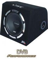"Vibe Slick SLR12 12"" 30cm Car Subwoofer Bass Box Enclosure Passive 1200w"