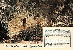 BR4389 The garden Tomb Jerusalem  israel