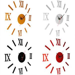 Am-ALS-Creative-Roman-Numerals-Frameless-Wall-Clock-3D-Home-Decor-Wall-Art-Sti