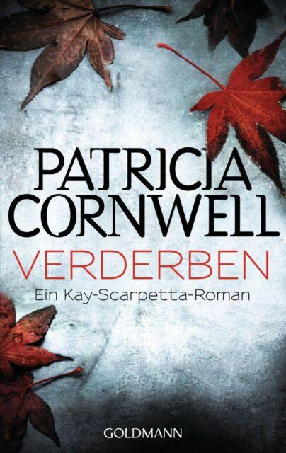 Verderben von Patricia Cornwell (2012 Taschenbuch) Band 8