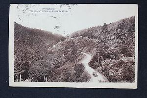 Tarjeta-Postal-Antigua-CPA-Animada-st-Antheme-Valle-Del-Infierno