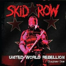 Skid Row United World Rebellion Chapter One CD EP Box NEW SEALED 2013 Metal