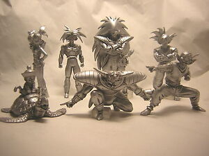 gashapon-Dragon-Ball-Z-maxi-collextion-3-serie-Silver-DBZ
