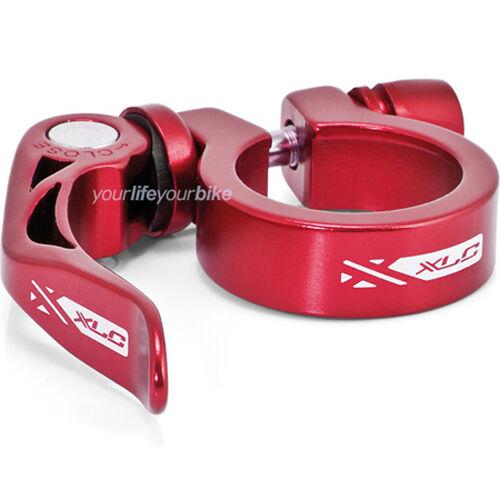 Xlc l04 Colour Edition selle borne 31,8 rouge attache rapide qr Bague Collier