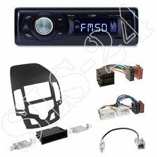 Caliber RMD021 Autoradio + Hyundai i30 (FD/FDH) 2-DIN Blende black + ISO Adapter