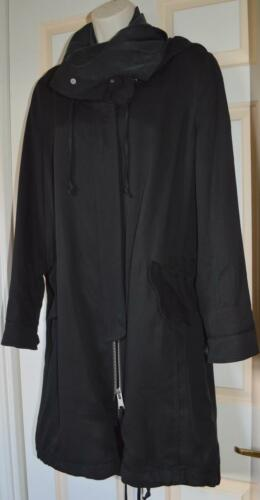 Noir Uk manteau capuche Parka Taille Saints Kaito 5052654715545 258 £ All 8 à Bwwt En fxTFqnw