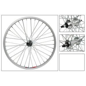 Wheel Master BMX Wheelset 20X1.5-1.95 Silver 36H