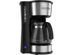 Image Is Loading Black Amp Decker Cm0755s 5 Cup Drip Coffee