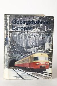 Eisenbahn-Buch-Gebirgsbahnen-Europas-Ascanio-Schneider-82763