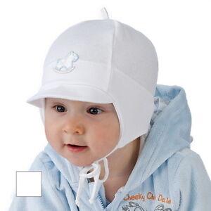 d0207ca7b7a New Baby Boy Hat Boys Spring Autumn Peak Cap Christening Baptism Hat ...