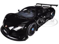 GUMPERT APOLLO S BLACK 1/18 DIECAST MODEL CAR BY AUTOART 71301