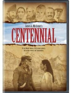 Centennial-The-Complete-Series-New-DVD-Boxed-Set-Snap-Case