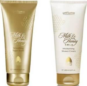 Oriflame Sweden Shower Cream And Scrub Set Other Bath & Body Supplies Health & Beauty
