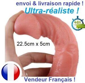 Gode-reel-penis-sexe-homme-vibrant-etanche-massage-vaginal-anal-N-1-sextoy-22-cm