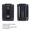 thumbnail 6 - CyberPower CSP600WSU Surge Protector, 1200J/125V, 6-AC Swivel Outlets, 2 USB Tap