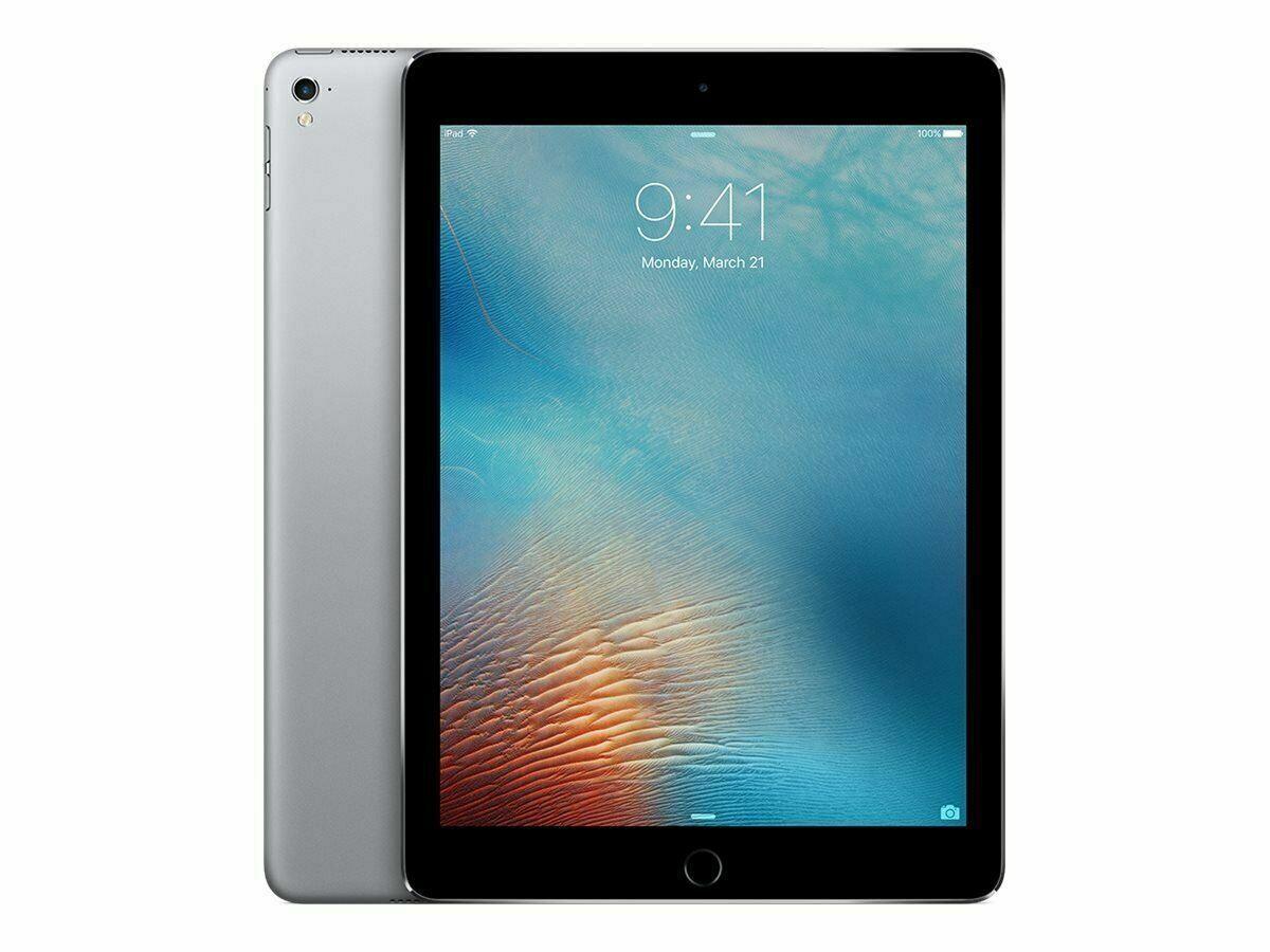 Apple Ipad Pro 1st Gen 128gb Wi Fi 9 7 In Space Gray For Sale Online Ebay