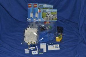Lego Set 60044 City Polizei Camion Mit Ba Police Avec Instruction