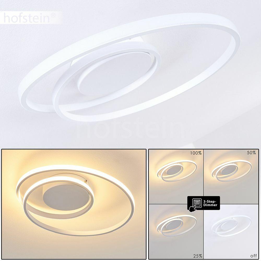Dimmbare LED Decken Leuchten Flur Lampen Wohn Schlaf Zimmer Beleuchtung weiß
