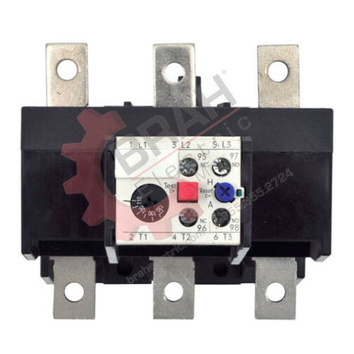 3UA62-00-3K NEW Direct Replacement Overload Relay by BRAH B3UA62-00-3K World Ser