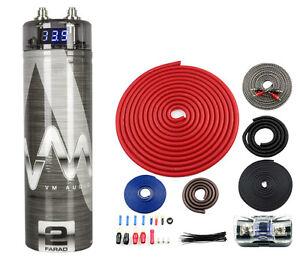 vm audio srpk4r 4 gauge ga car amplifier amp wiring kit 2. Black Bedroom Furniture Sets. Home Design Ideas