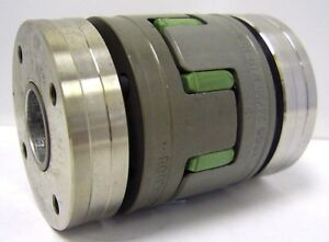 GS24-28-ROTEX-coupling-19-19-19-20-or-20-20mm-bores-with-new-green-Elastomer