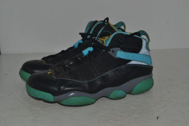 """Jordan 6 Rings """"Gamma Blue"""" – 322992-089 – Size 9"""