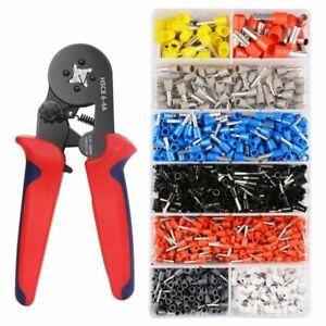 Crimper-Plier-Set-0-25-10mm2-Self-adjustable-Ratchat-Wire-Crimping-Tool-wit-Y8N4