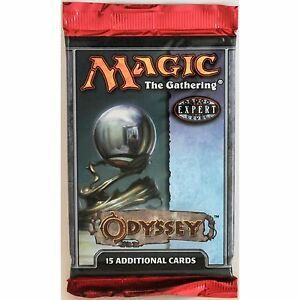 MTG: ODYSSEY Sealed Booster Pack - Magic the Gathering Odyssey Block - English