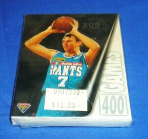 1995-Futera-NBL-Australian-Basketball-Cards-17-Card-Sub-Set-300-Game-Club-MINT