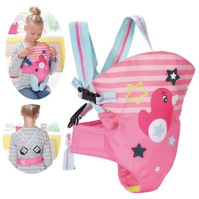 Zapf Creation Baby Born Tragesitz (Pink)