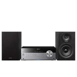 Sony CMT-SBT100B Stereoanlage - Schwarz