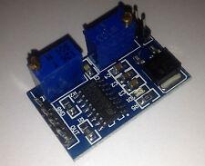 REGOLATORE di velocità PWM sg3525 Modulo con frequenza regolabile UK STOCK