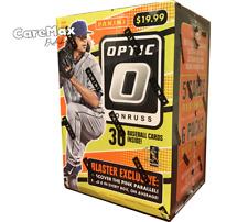 2016 Panini Donruss Optic Baseball Blaster Box