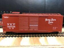 40/' Steel Boxcar Nickel Plate Accurail HO #3519.1 Rd #15369 Plastic Kit
