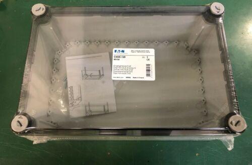 Eaton//Moeller Isolierstoffgehäuse CI43E-125 Bestückung auf Nachfrage