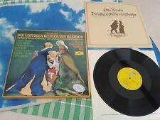 DG 2740 159 NICOLAI Merry Wives of Windsor Berliner Staatskapelle Klee 3 LP BOX