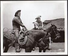 KIRK DOUGLAS Rock Hudson THE LAST SUNSET western 1961 VINTAGE ORIG PHOTO 8x10